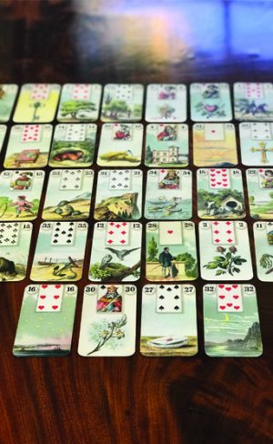 my inner witch | lenormand grand tableau reading